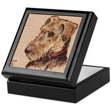 The Airedale Shop Loucee Keepsake Box