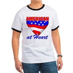 American At Heart T