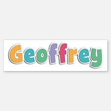 Geoffrey Spring11 Bumper Bumper Bumper Sticker