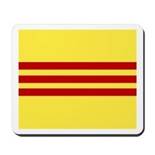 Flag of Free Vietnam Mousepad