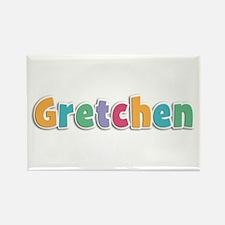 Gretchen Spring11 Rectangle Magnet