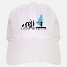 evolution windsurfer Baseball Baseball Cap