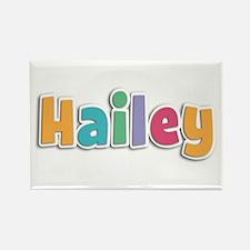 Hailey Spring11 Rectangle Magnet