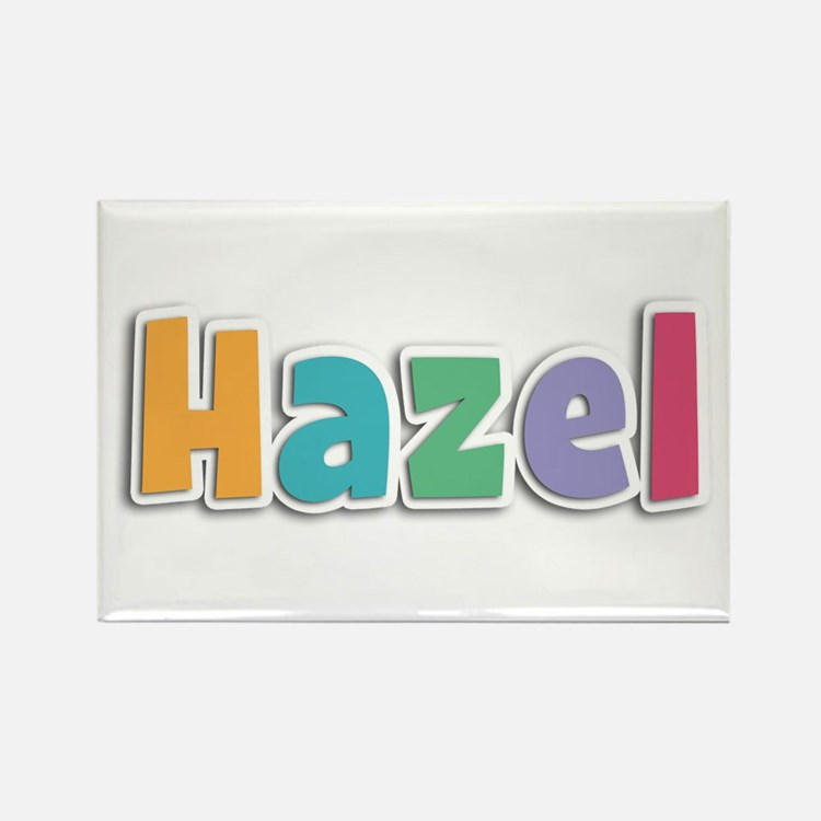 Hazel Spring11 Rectangle Magnet