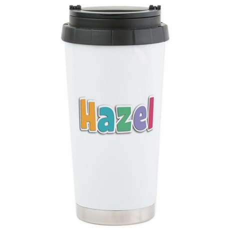 Hazel Spring11 Stainless Steel Travel Mug
