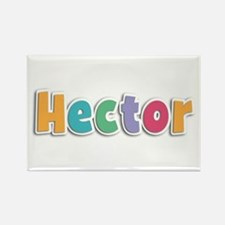 Hector Spring11 Rectangle Magnet