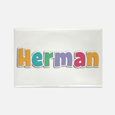 Herman Spring11 Rectangle Magnet