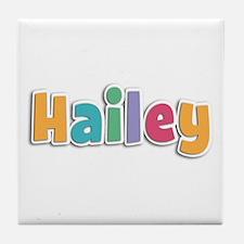 Hailey Spring11 Tile Coaster