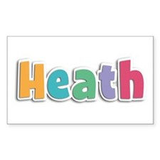 Heath Spring11 Rectangle Decal