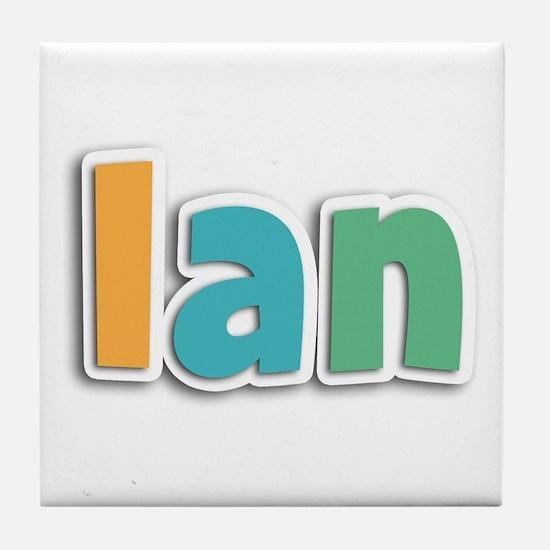 Ian Spring11 Tile Coaster