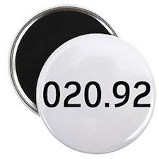 020.92<br> Magnet