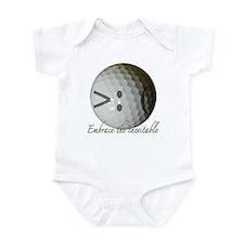 Embrace the inevitable Infant Bodysuit