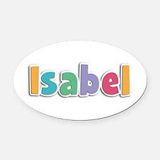 Isabel Spring11 Oval Car Magnet