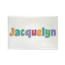 Jacquelyn Spring11 Rectangle Magnet