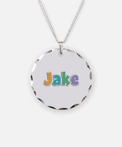 Jake Spring11 Necklace Circle Charm