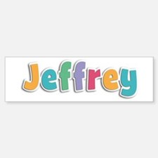 Jeffrey Spring11 Bumper Bumper Bumper Sticker