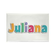 Juliana Spring11 Rectangle Magnet