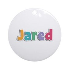 Jared Spring11 Round Ornament