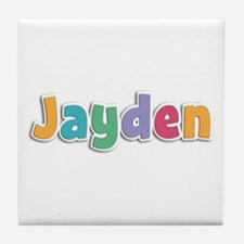 Jayden Spring11 Tile Coaster