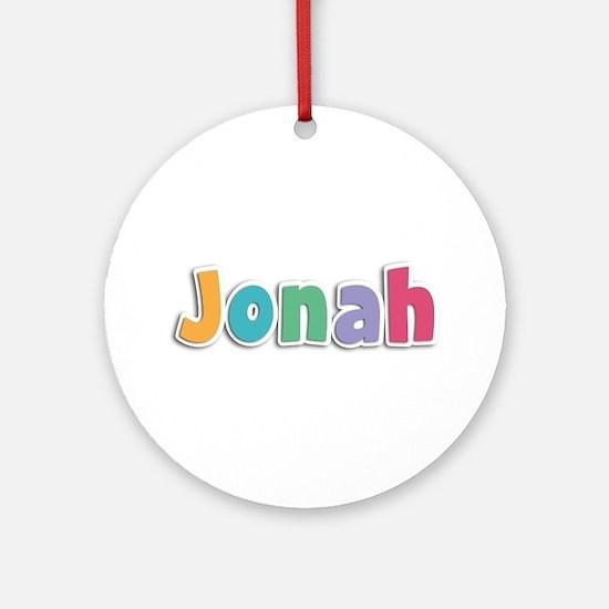 Jonah Spring11 Round Ornament