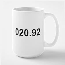 020.92<br> Mug