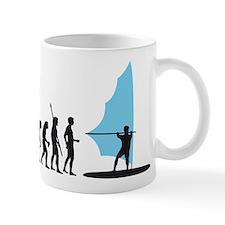evolution windsurfing Mug