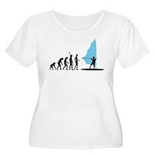 evolution windsurfing T-Shirt