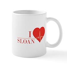 I love Sloan Mug