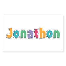 Jonathon Spring11 Rectangle Decal