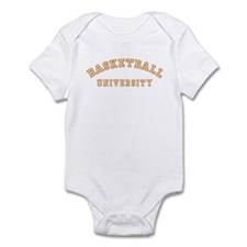 Basketball University Infant Bodysuit