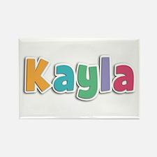 Kayla Spring11 Rectangle Magnet
