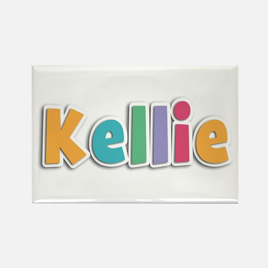 Kellie Spring11 Rectangle Magnet