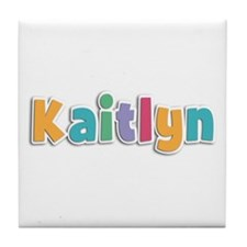Kaitlyn Spring11 Tile Coaster