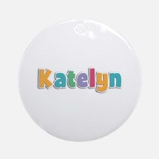 Katelyn Spring11 Round Ornament