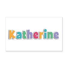 Katherine Spring11 Retangular Car Magnet