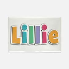 Lillie Spring11 Rectangle Magnet