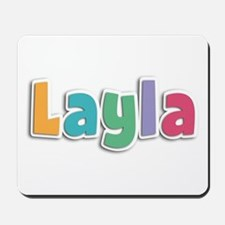 Layla Spring11 Mousepad