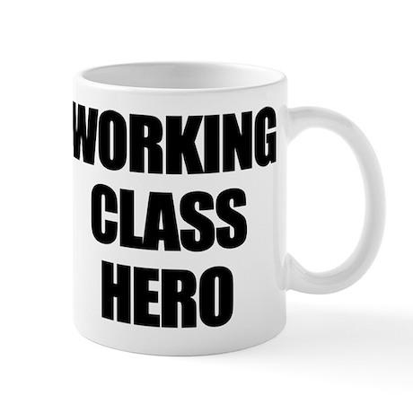 WORKING CLASS HERO Mug