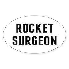 Rocket Surgeon Decal