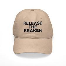 Release Kracken Baseball Cap