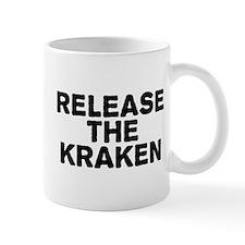 Release Kracken Mug