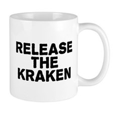 Release Kraken Small Mug
