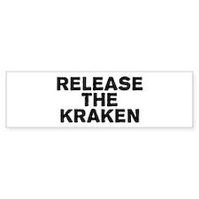 Release Kraken Bumper Sticker
