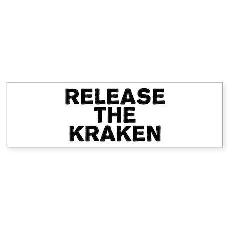 Release Kraken Sticker (Bumper)