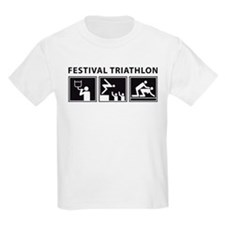 festival triathlon T-Shirt
