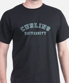 Curling University T-Shirt