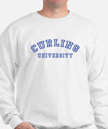 Curling University Sweatshirt