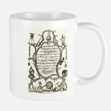 Mathematical Instruments Mug