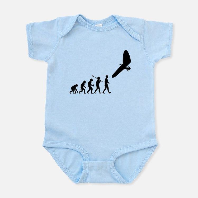 Hang Gliding Infant Bodysuit