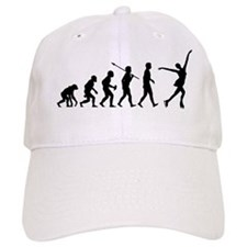 Ice Skating Baseball Cap